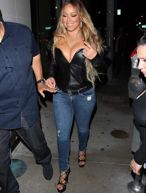 Mariah-Carey-ronde-et-jolie-grosse-poitrine